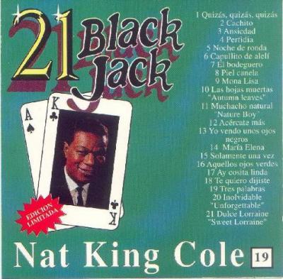 21 BLACK JACK: NAT KING COLE