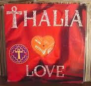 THALIA-LOVE. VERSION REMIX PARA DISCOTEQUE
