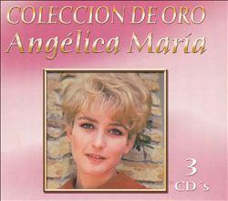 Resultado de imagen para Angelica maria   coleccion de oro